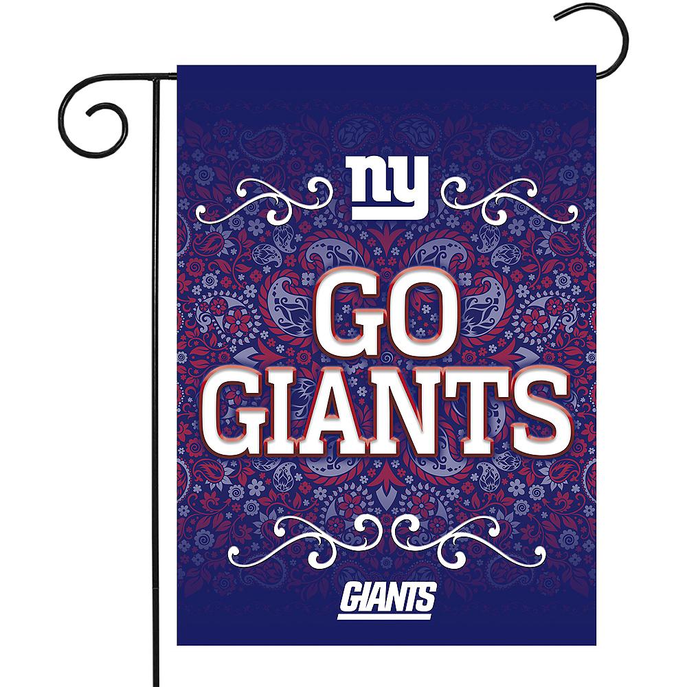 New York Giants Garden Flag Image #1