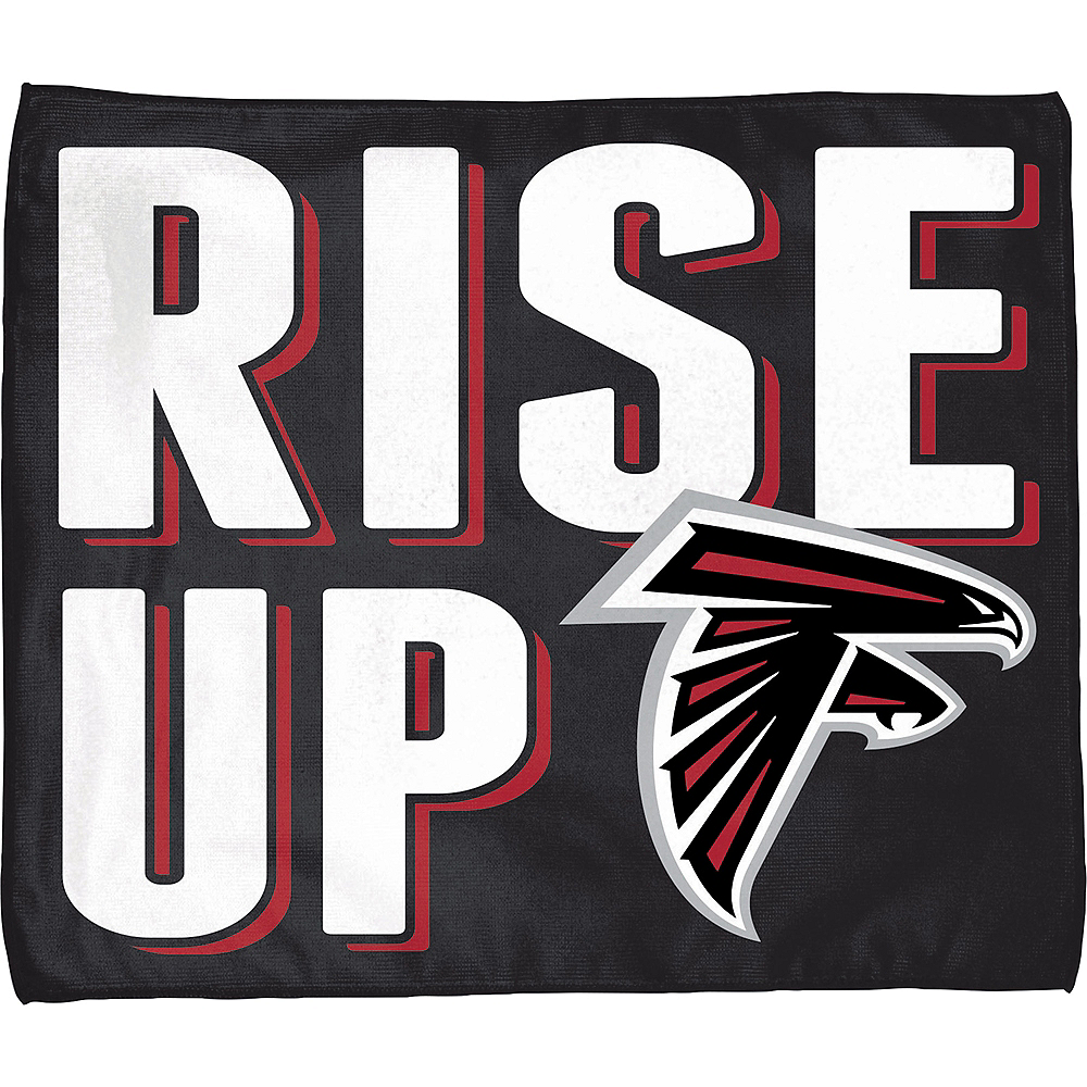 Atlanta Falcons Rally Towel Image #1