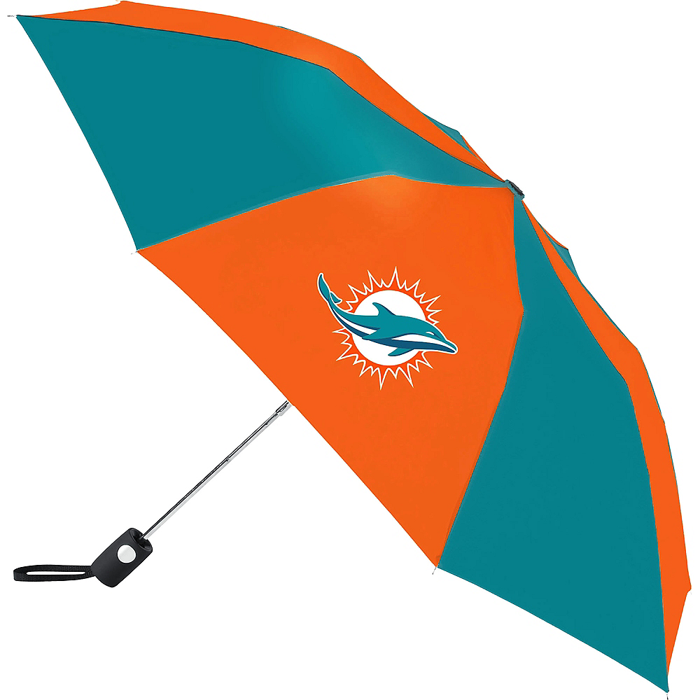 Nav Item for Miami Dolphins Umbrella Image #1