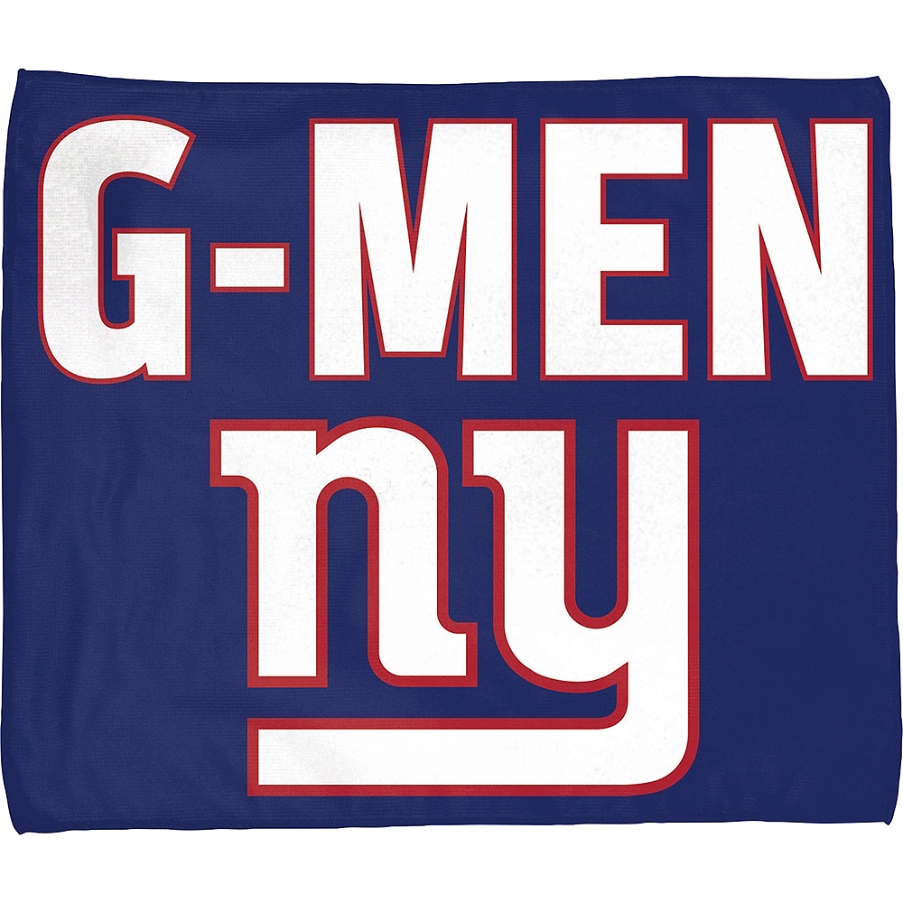 Nav Item for New York Giants Rally Towel Image #1