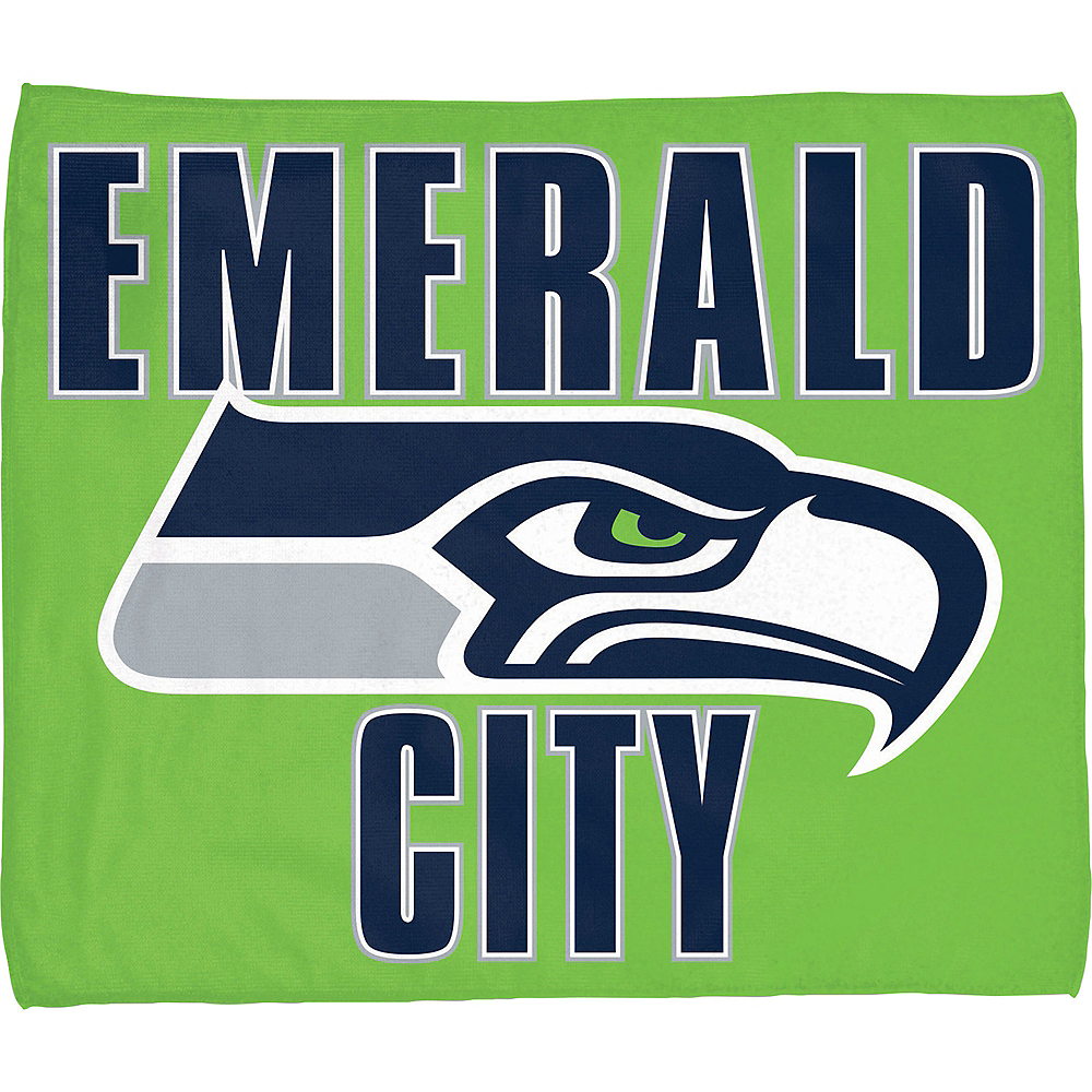 Seattle Seahawks Rally Towel Image #1