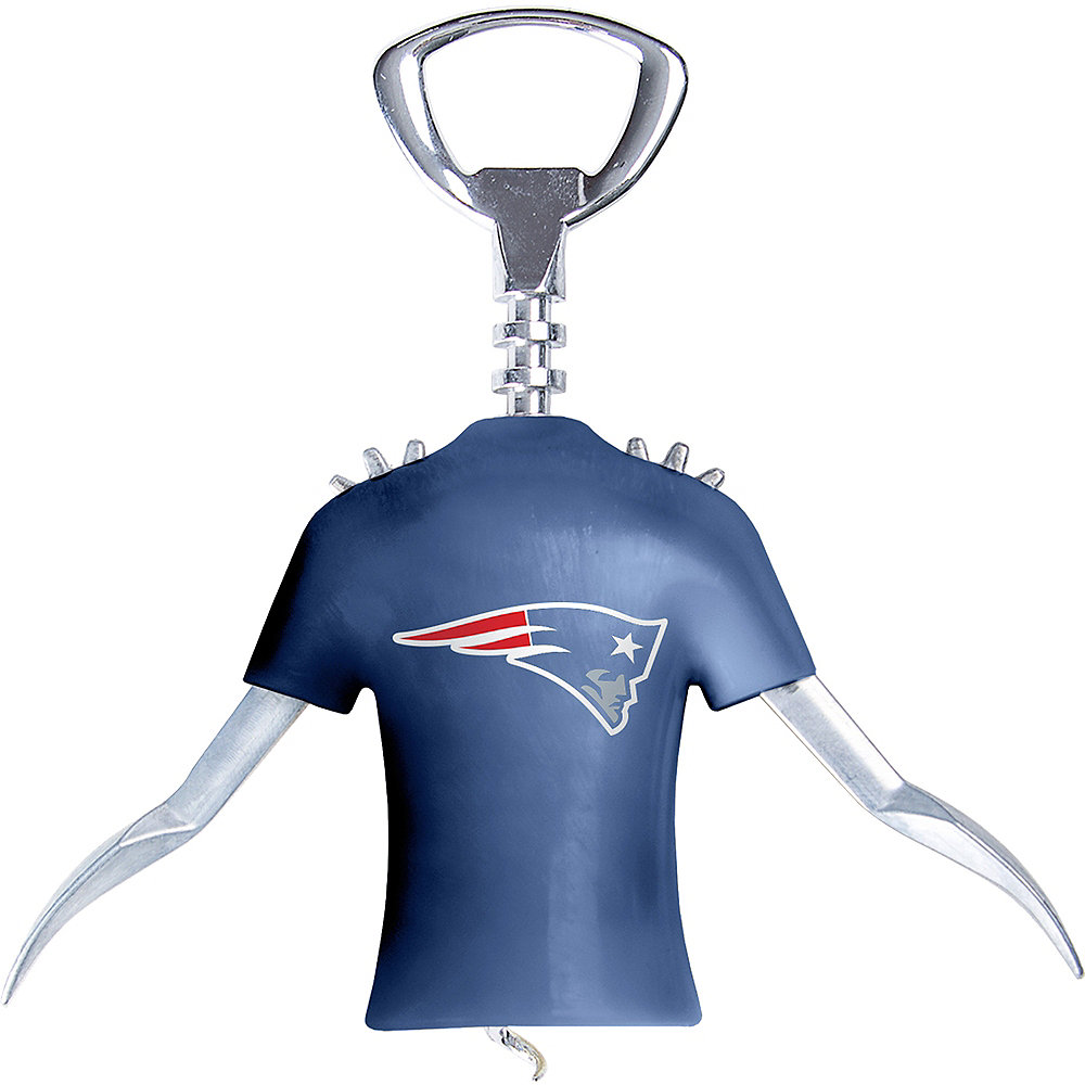 New England Patriots Wine Bottle Opener Image #1