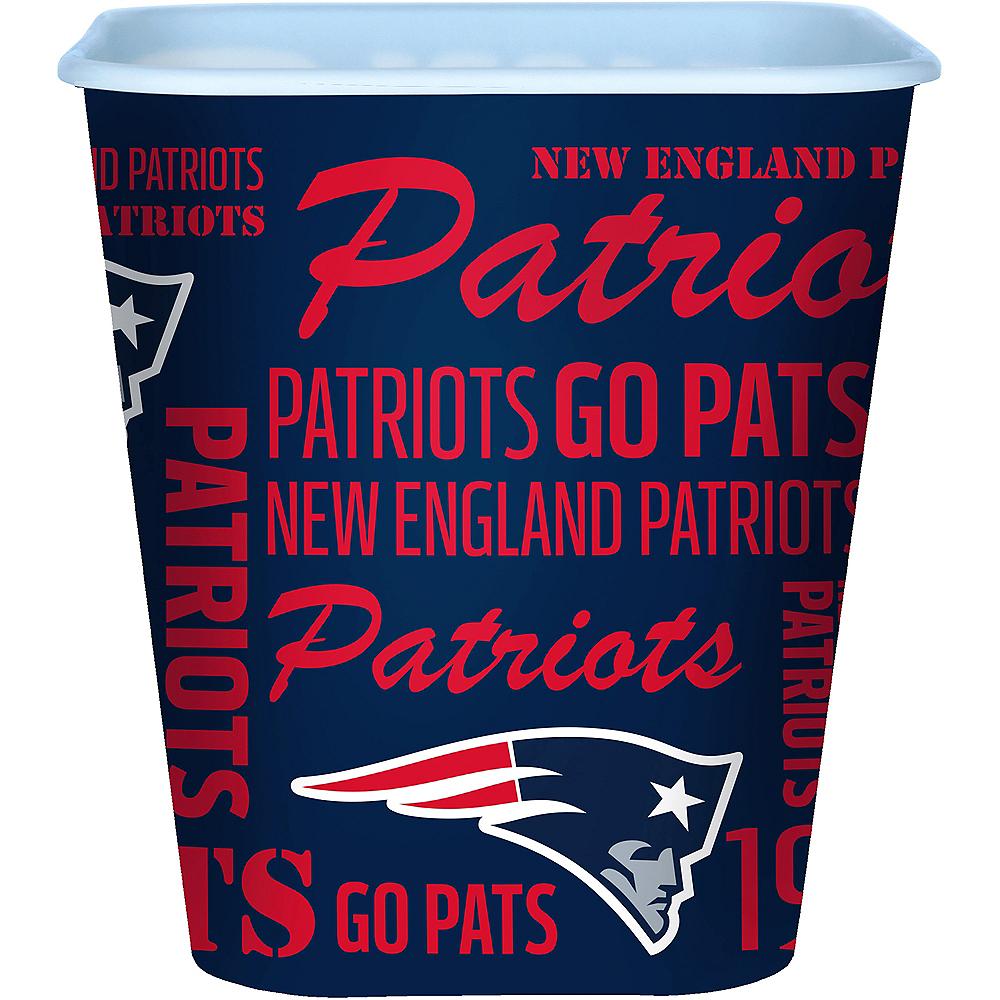 New England Patriots Snack Bucket Image #1