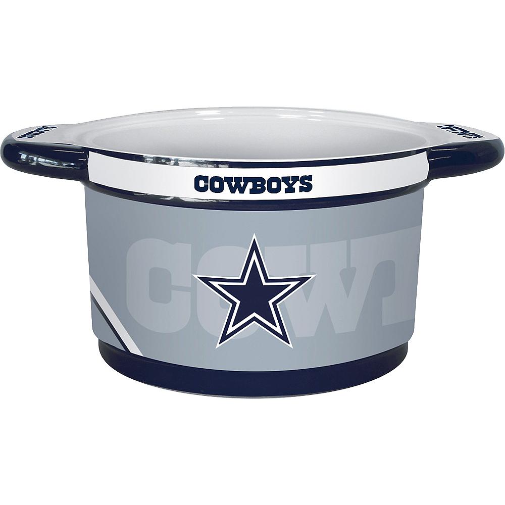 Dallas Cowboys Gametime Twist Bowl Image #1