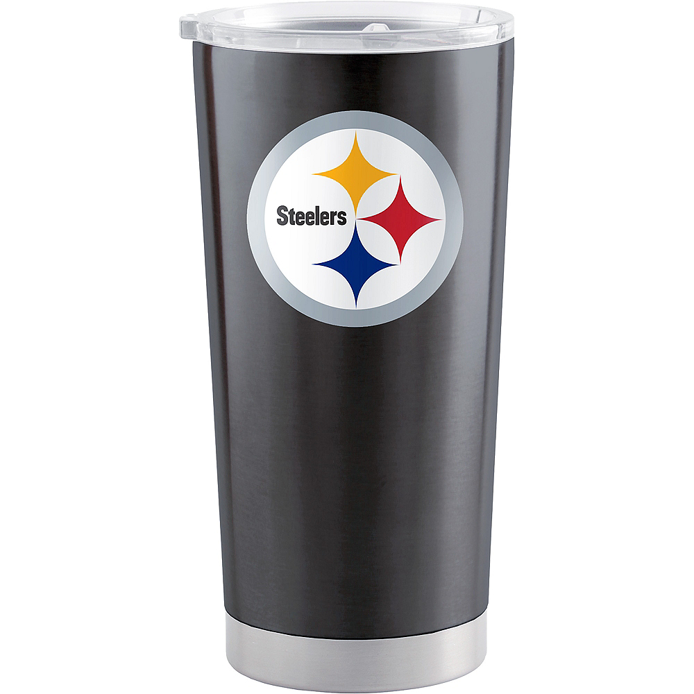 Pittsburgh Steelers Travel Tumbler Image #1