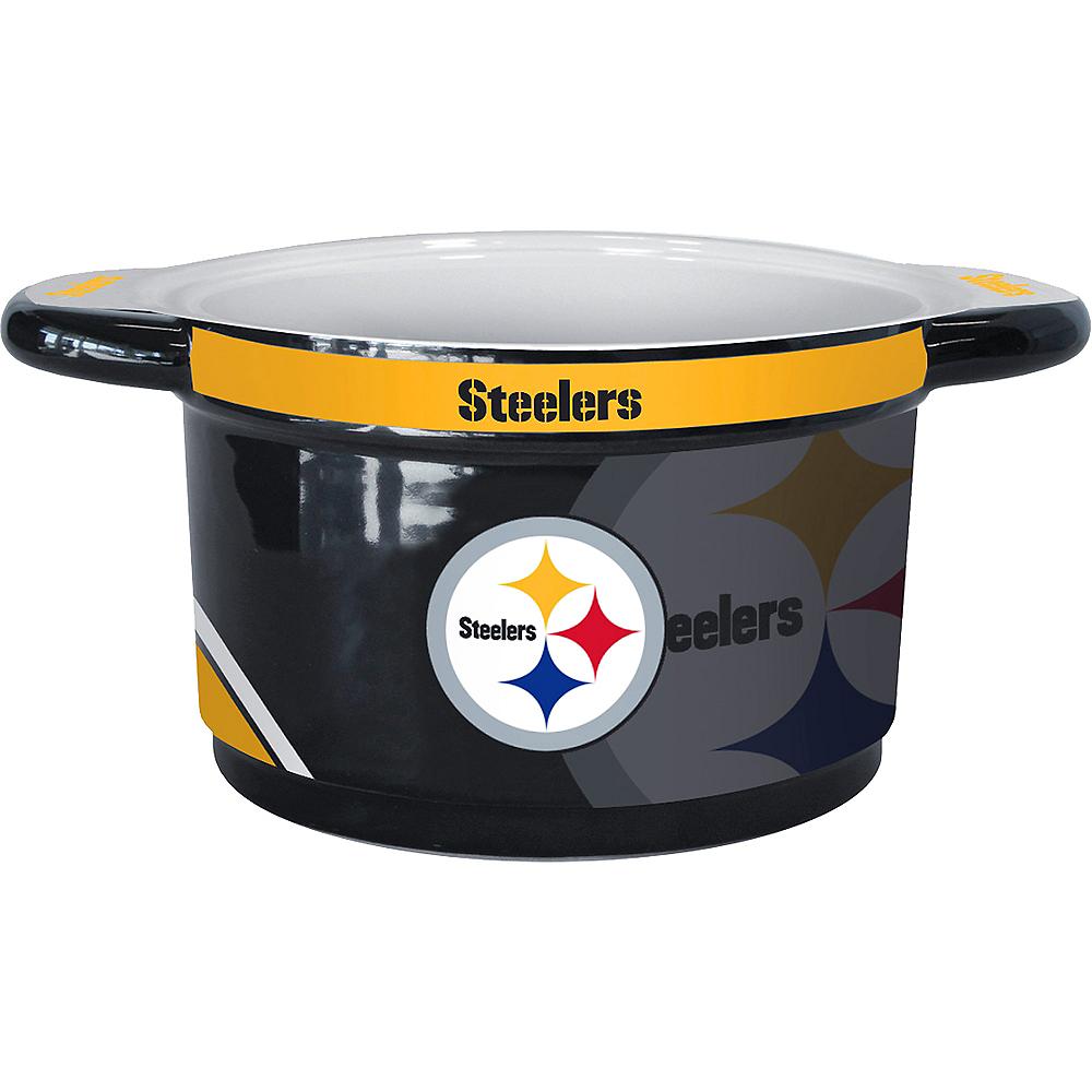 Pittsburgh Steelers Gametime Twist Bowl Image #1