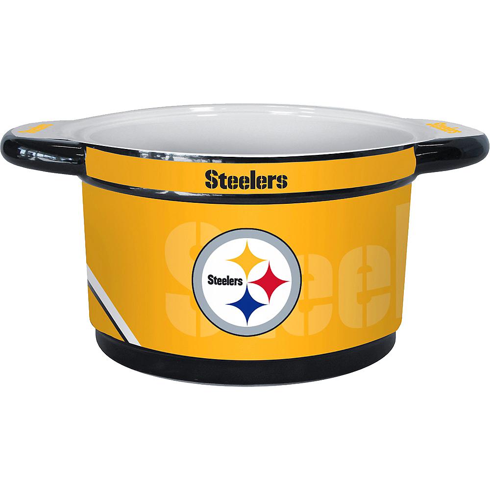 Pittsburgh Steelers Gametime Twist Bowl Image #2