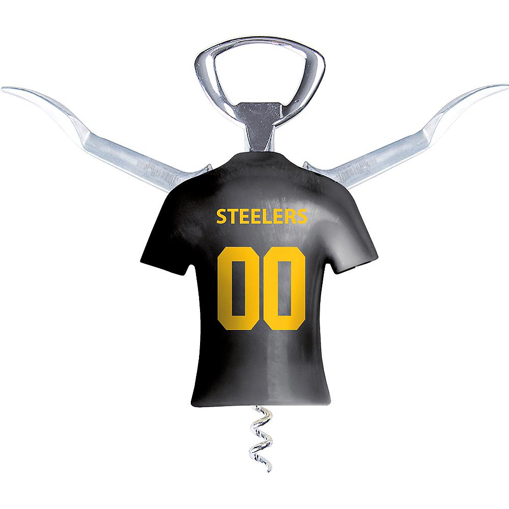 Pittsburgh Steelers Wine Bottle Opener Image #2