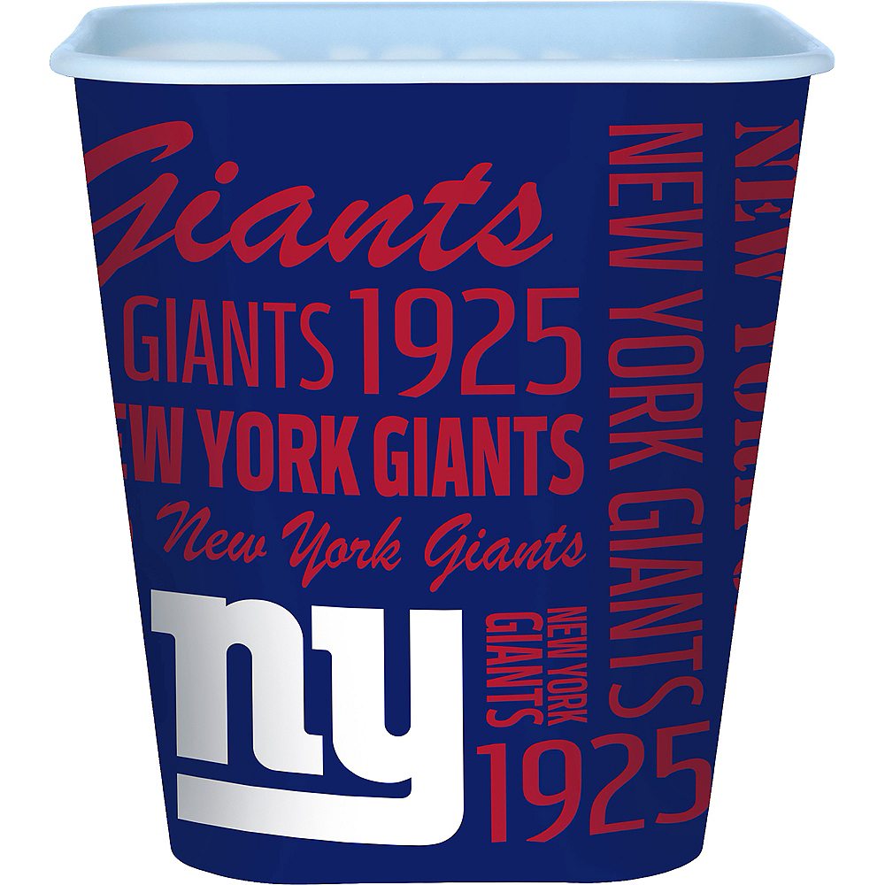 New York Giants Snack Bucket Image #1
