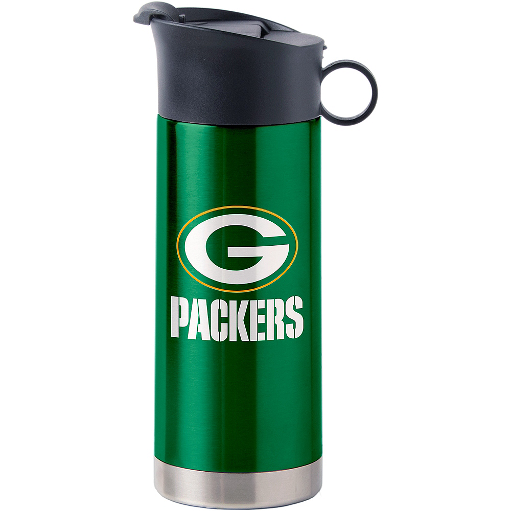 Green Bay Packers Travel Mug Image #1