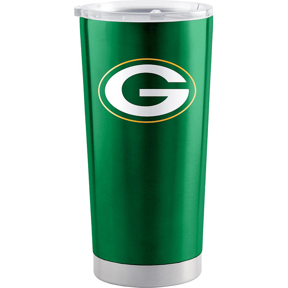 Green Bay Packers Travel Tumbler Image #1