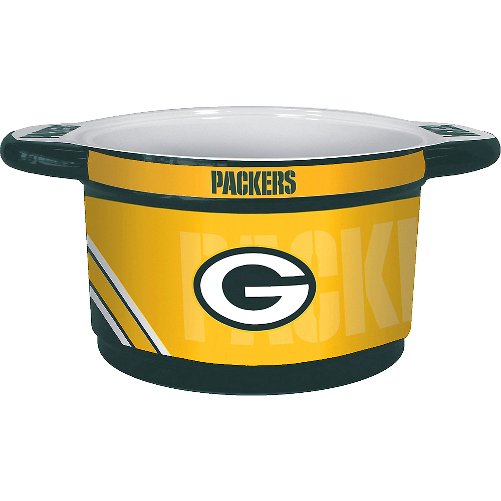 Green Bay Packers Gametime Twist Bowl Image #2