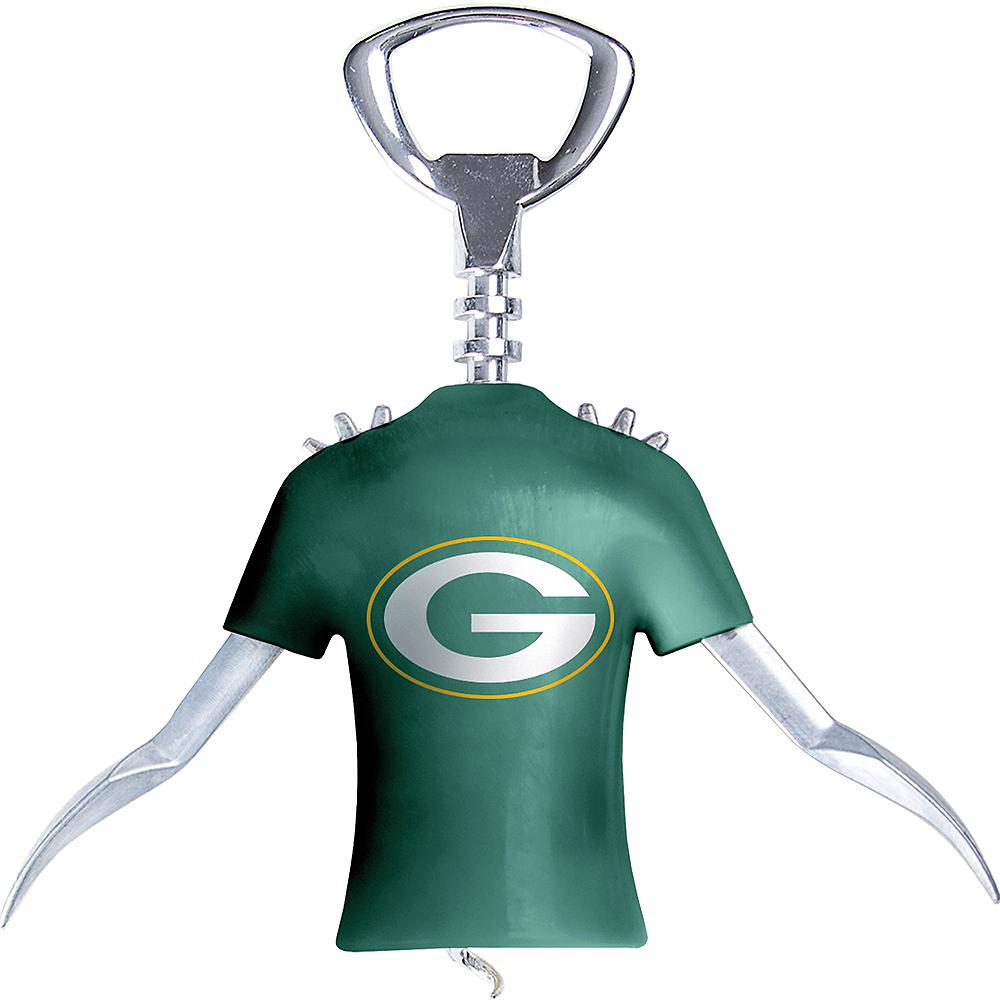 Green Bay Packers Wine Bottle Opener Image #1