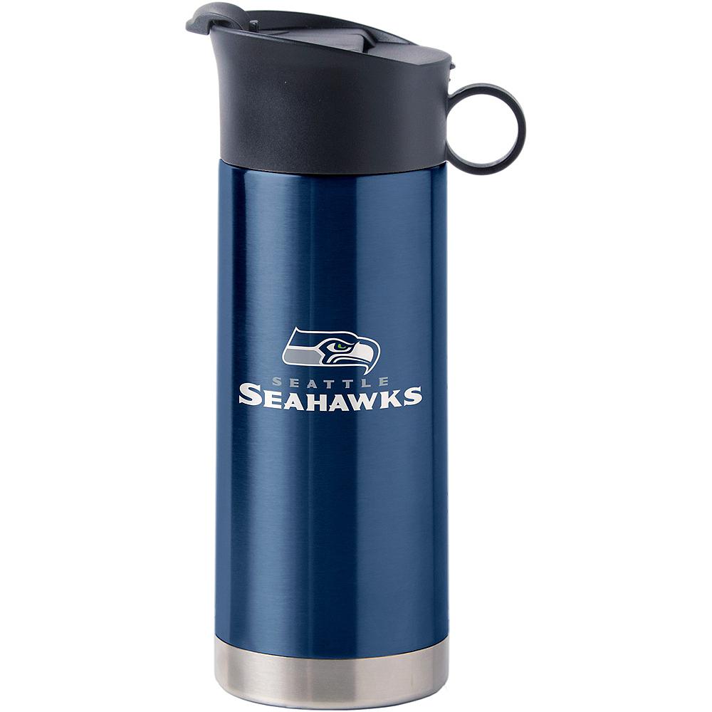 Seattle Seahawks Travel Mug Image #1