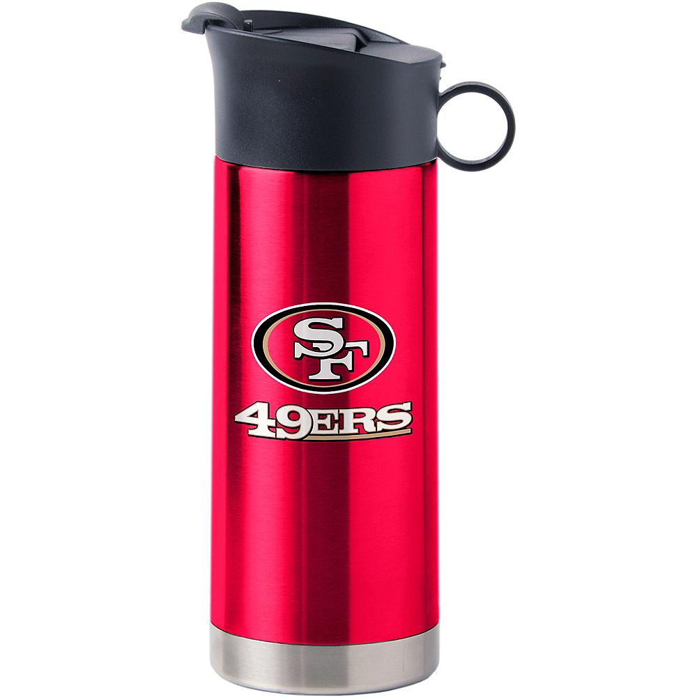 San Francisco 49ers Travel Mug Image #1