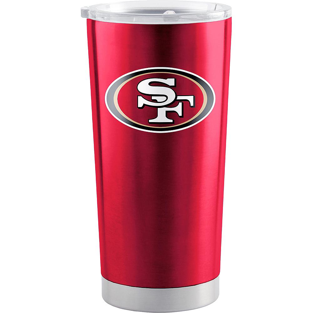 San Francisco 49ers Travel Tumbler Image #1