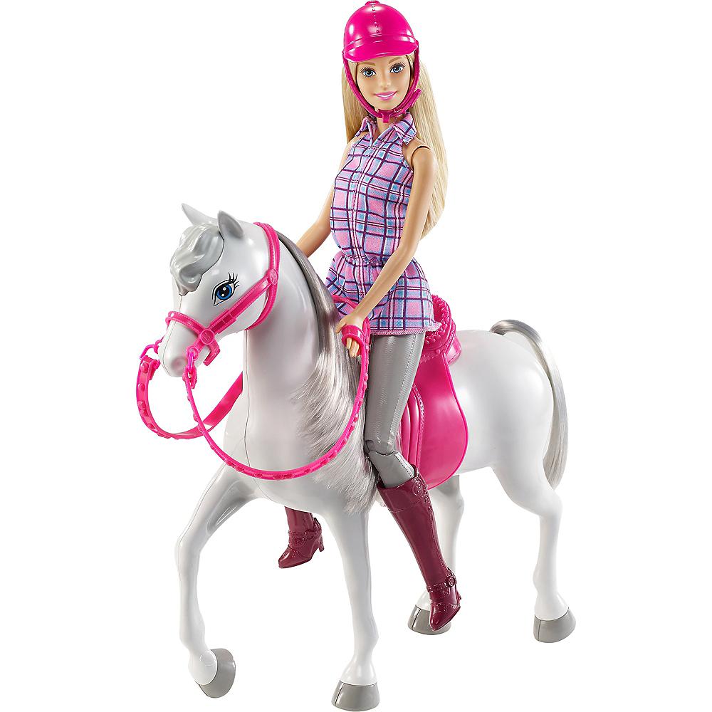 Barbie® Doll & Horse Image #2