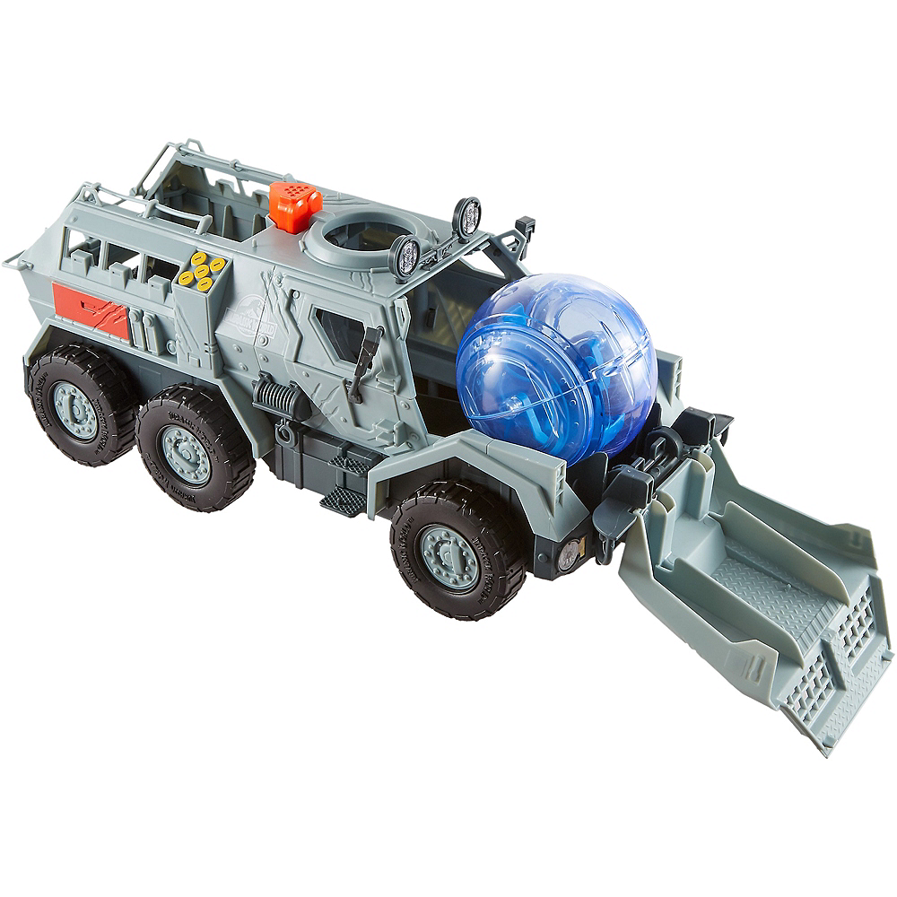 Jurassic World Gyrosphere Blast Vehicle Image #2