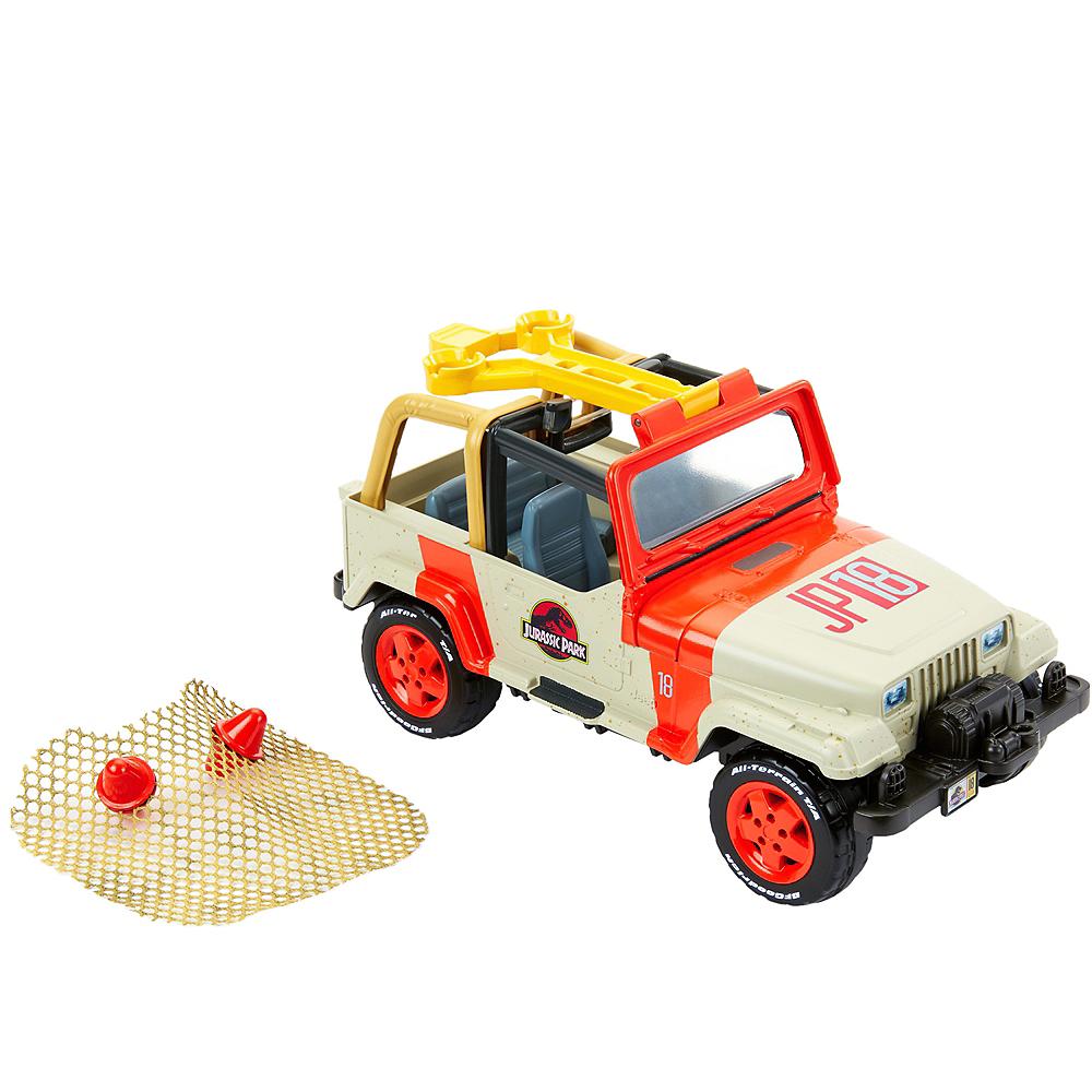 Jurassic World Jeep Wrangler Image #1