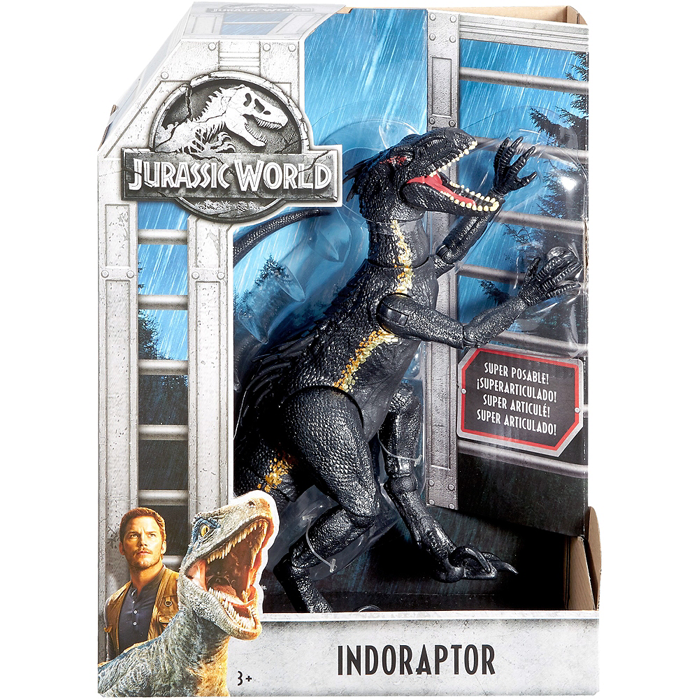 Jurassic World Indoraptor Image #4