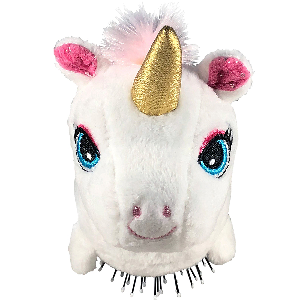 Tangle Pets Unicorn Hair Brush Image #3