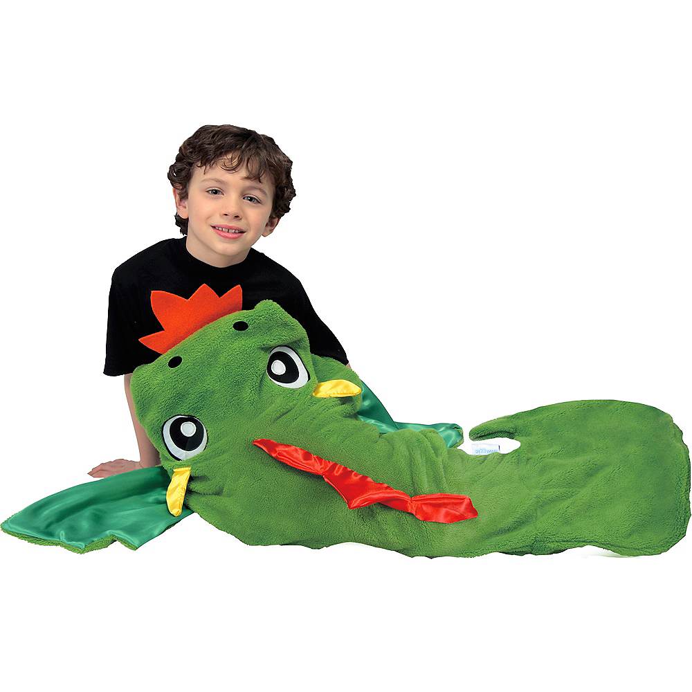 Snuggie Tails Dragon Blanket Image #2