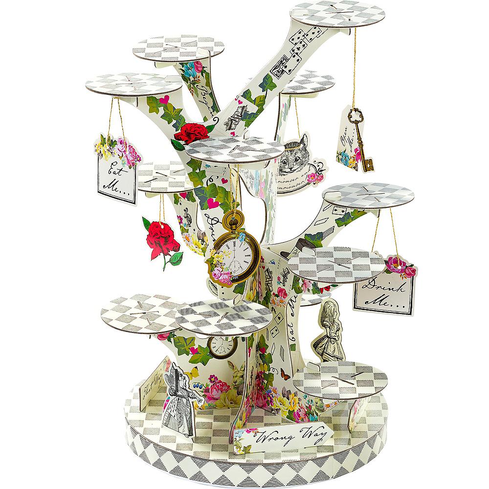 Alice in Wonderland Tree Treat Stand Image #1