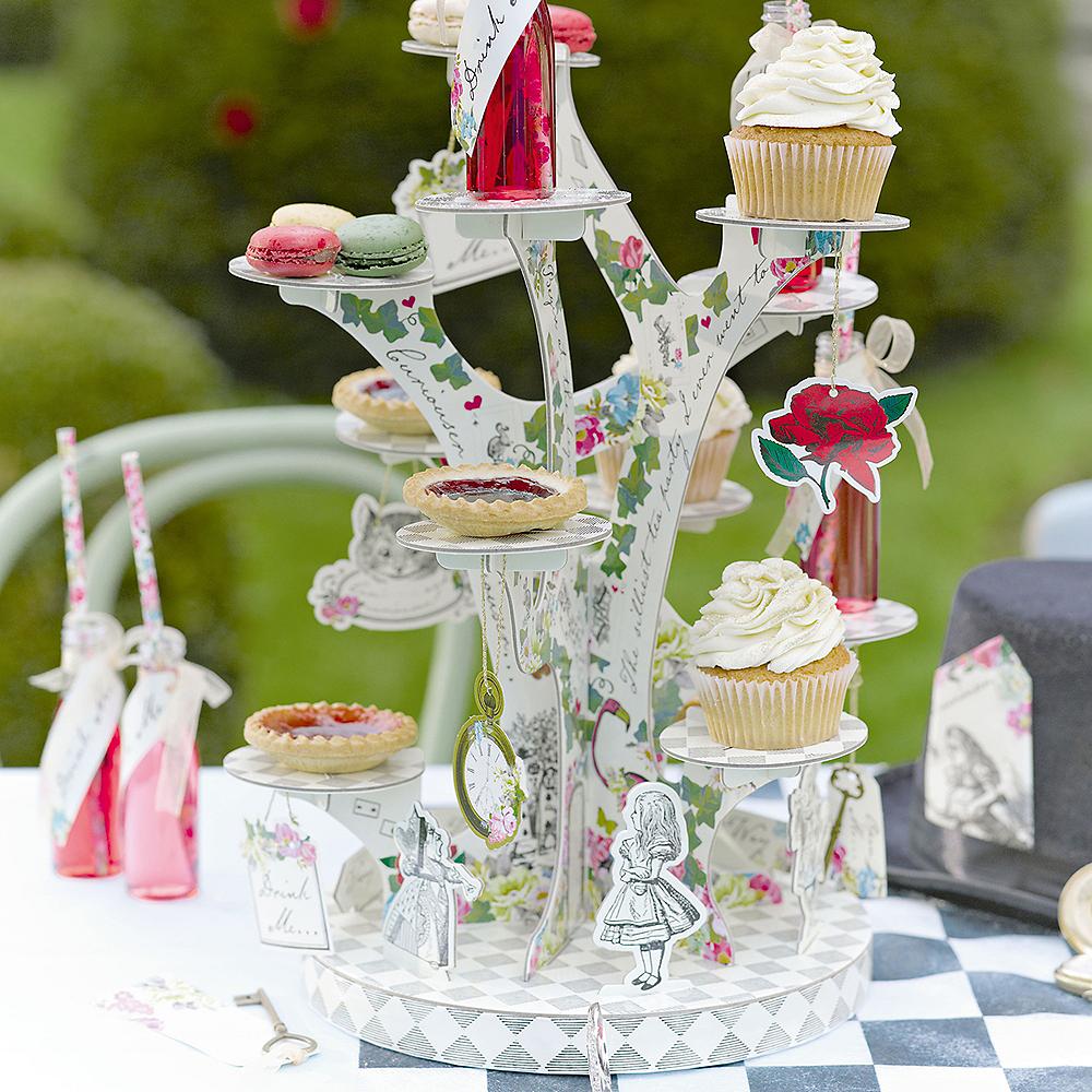 Alice in Wonderland Tree Treat Stand Image #3