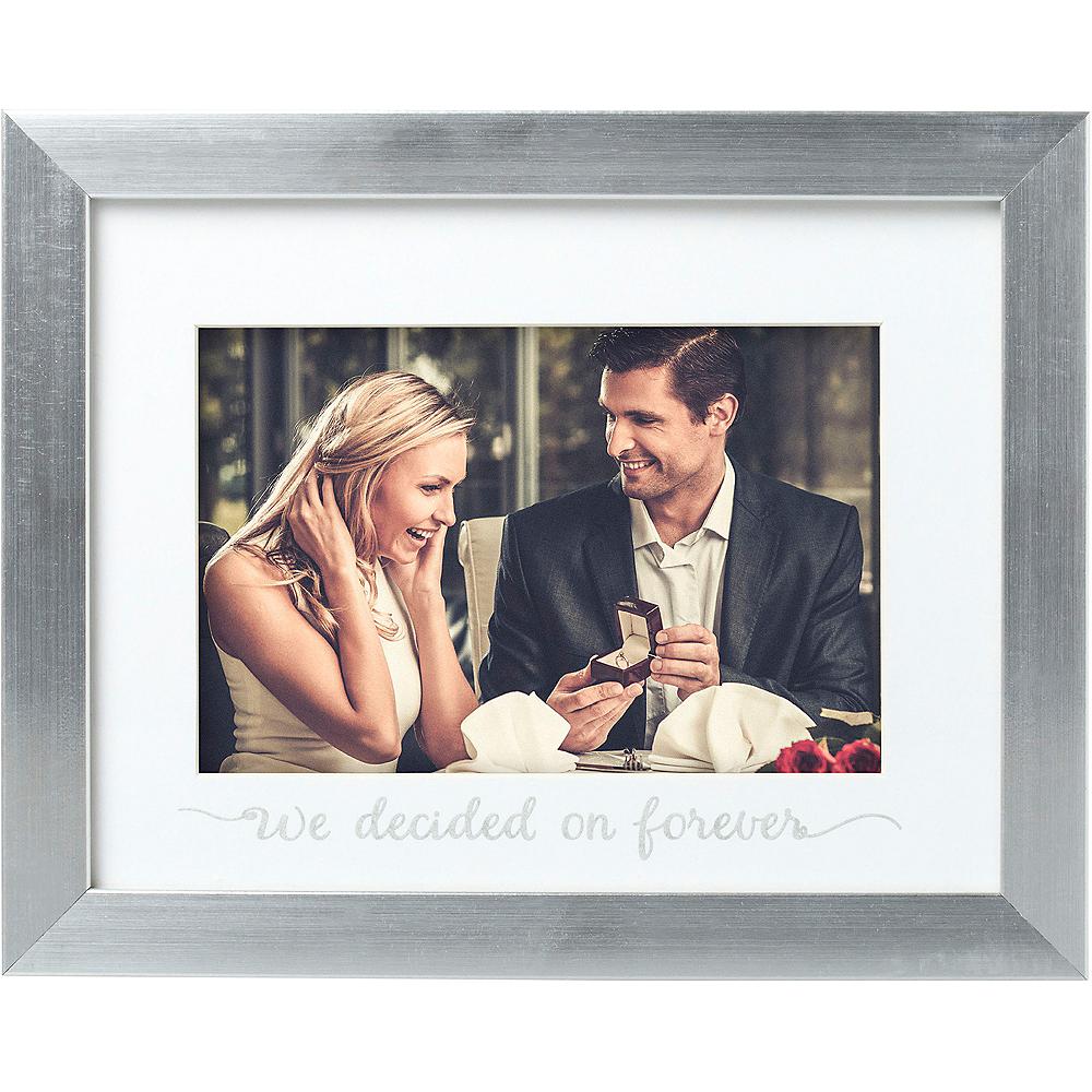 Decided on Forever Photo Frame Image #1