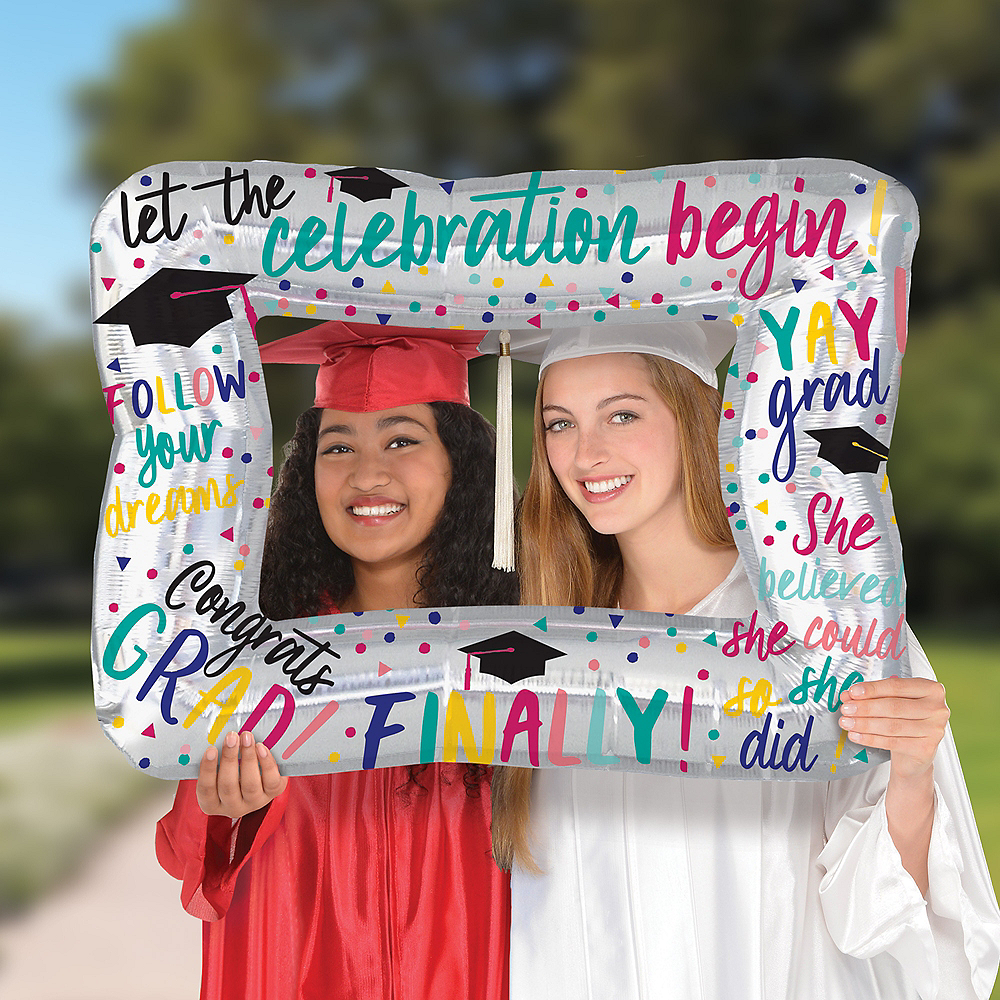 Nav Item for Inflatable Yay Grad Photo Frame Balloon Image #1