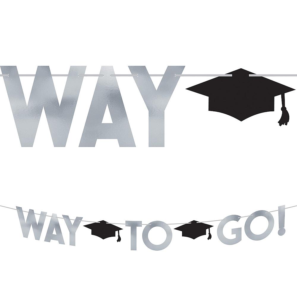 Grid Graduation Letter Banner Image #1