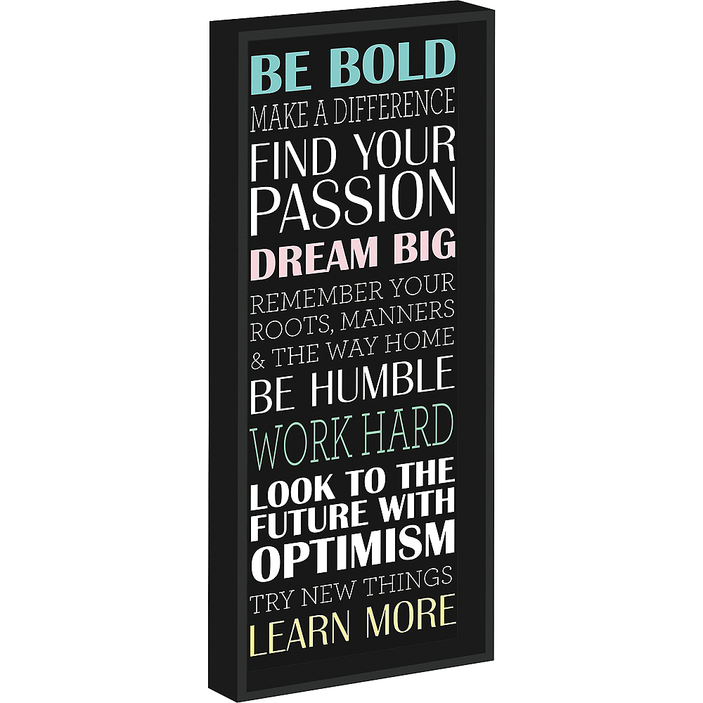 Nav Item for Motivational Phrases Block Sign Image #1