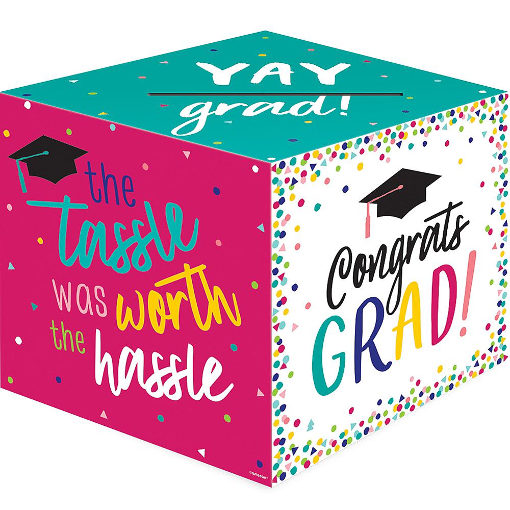 Yay Grad Card Holder Box Image #1