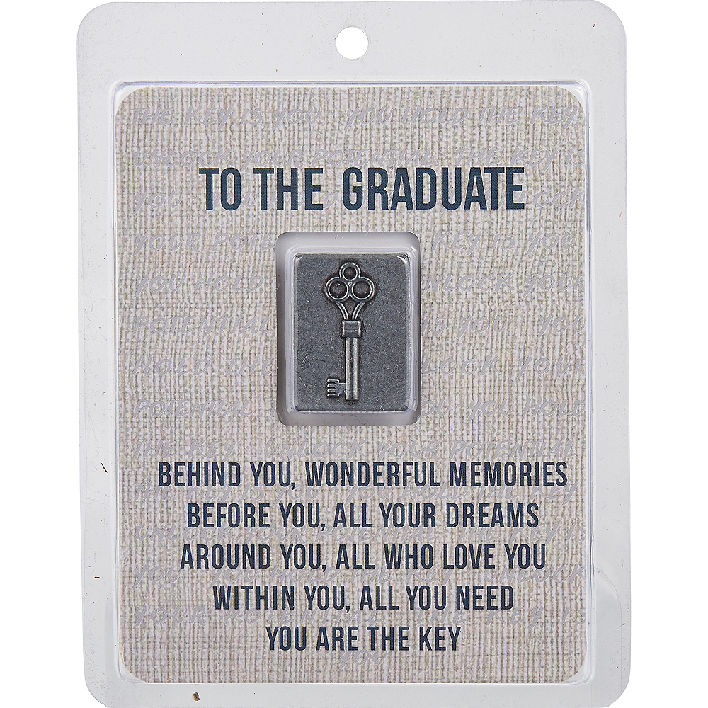 You Hold the Key Graduation Token Image #1
