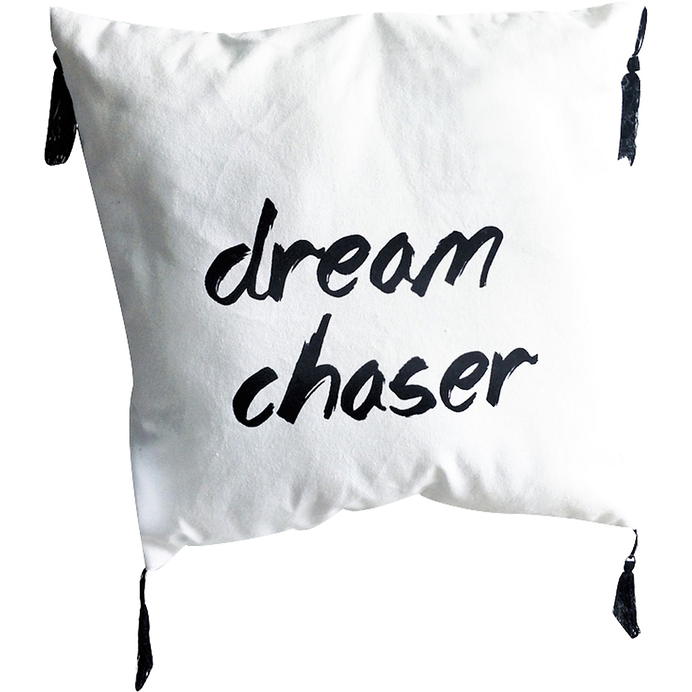 Dream Chaser Autograph Pillow Image #1