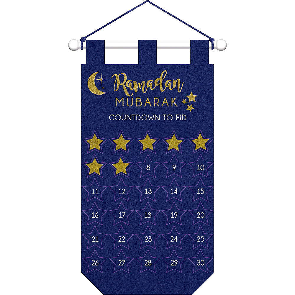 Countdown to Eid Sign Image #1