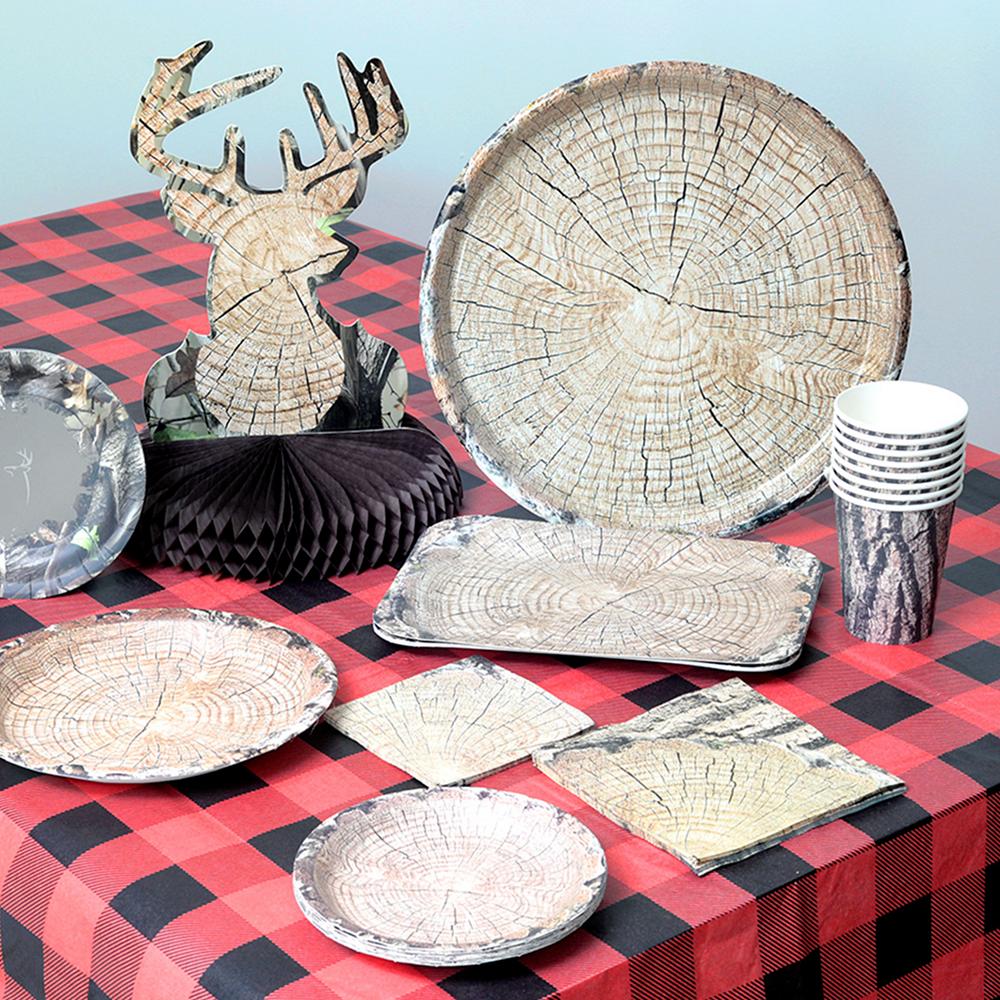 Cut Timber Platter Image #2
