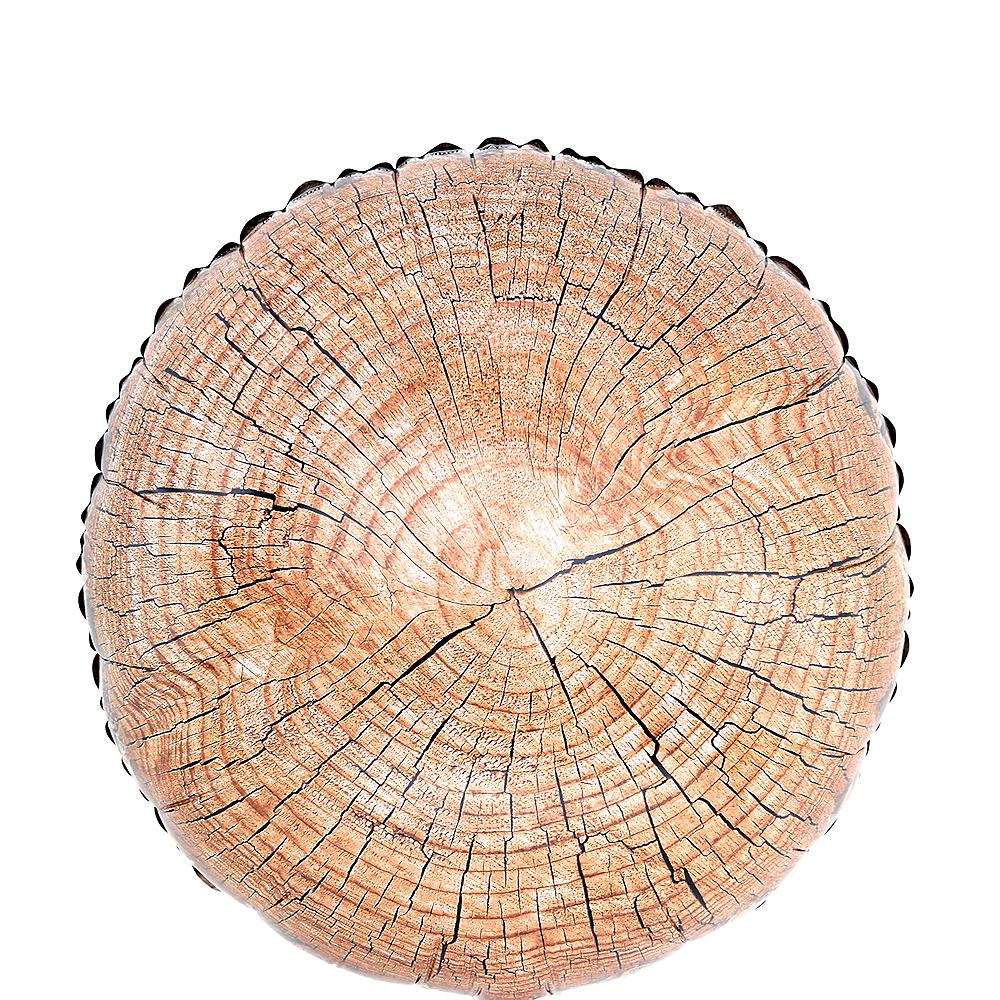Cut Timber Balloon Image #1