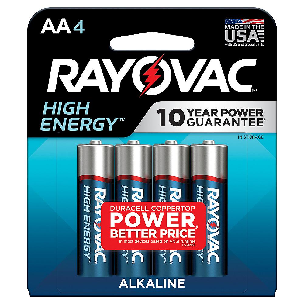 Rayovac AA Batteries, 4ct Image #1
