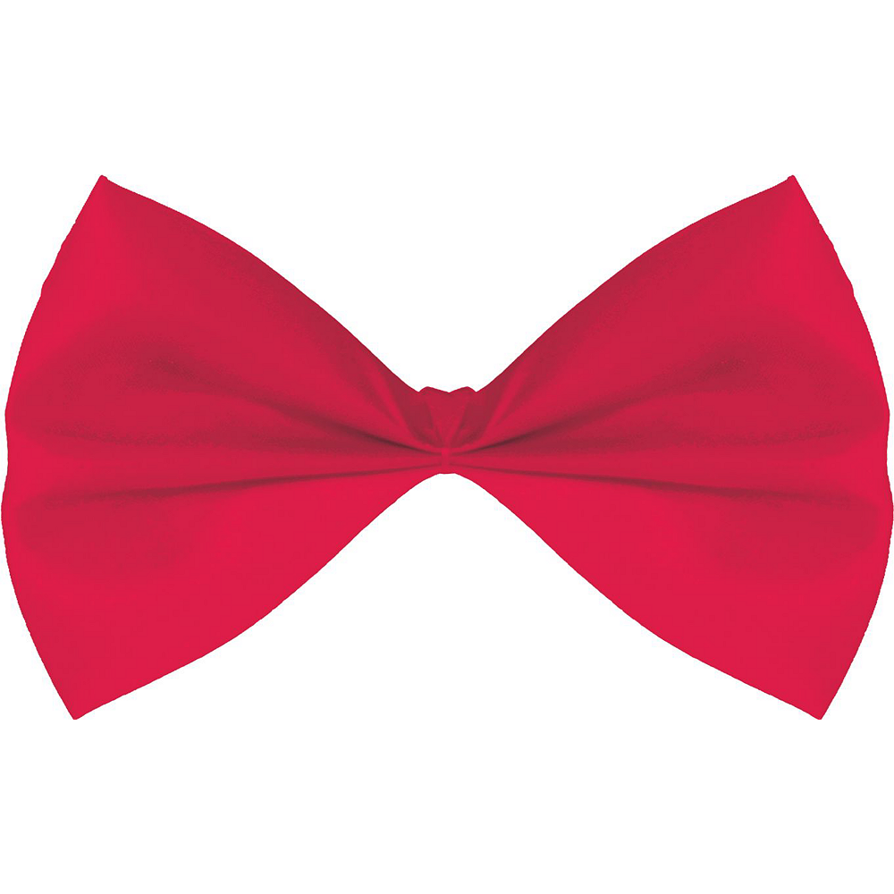 Adult Red Nerd Costume Accessory Kit Image #3