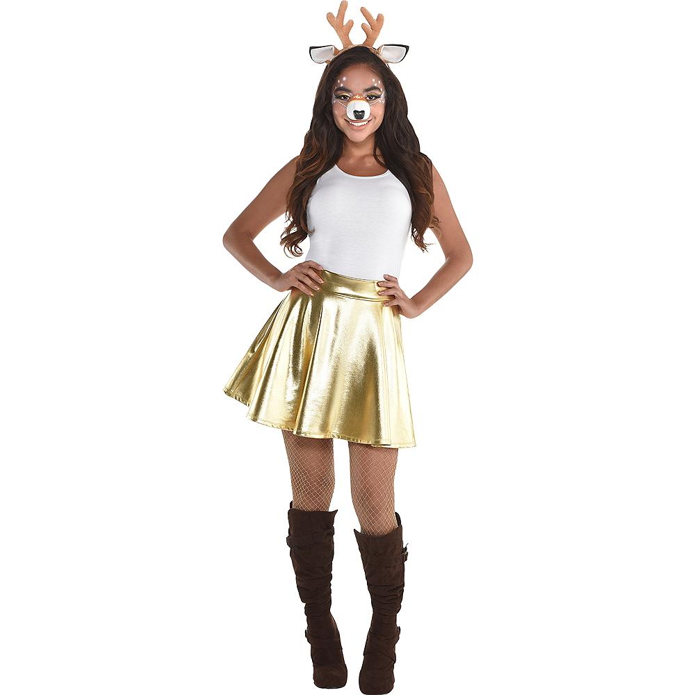 Womens Deer Costume Accessory Kit Image #1