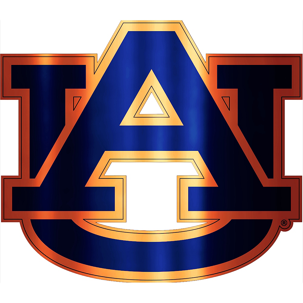 Auburn Tigers Decal | Party City