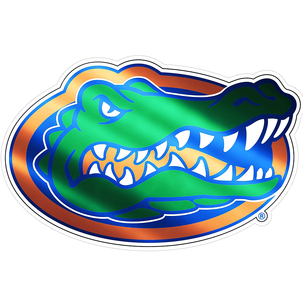Florida Gators Decal Image #1