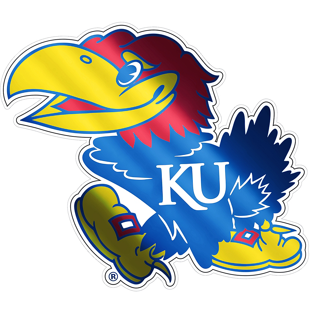 Kansas Jayhawks Decal Image #1
