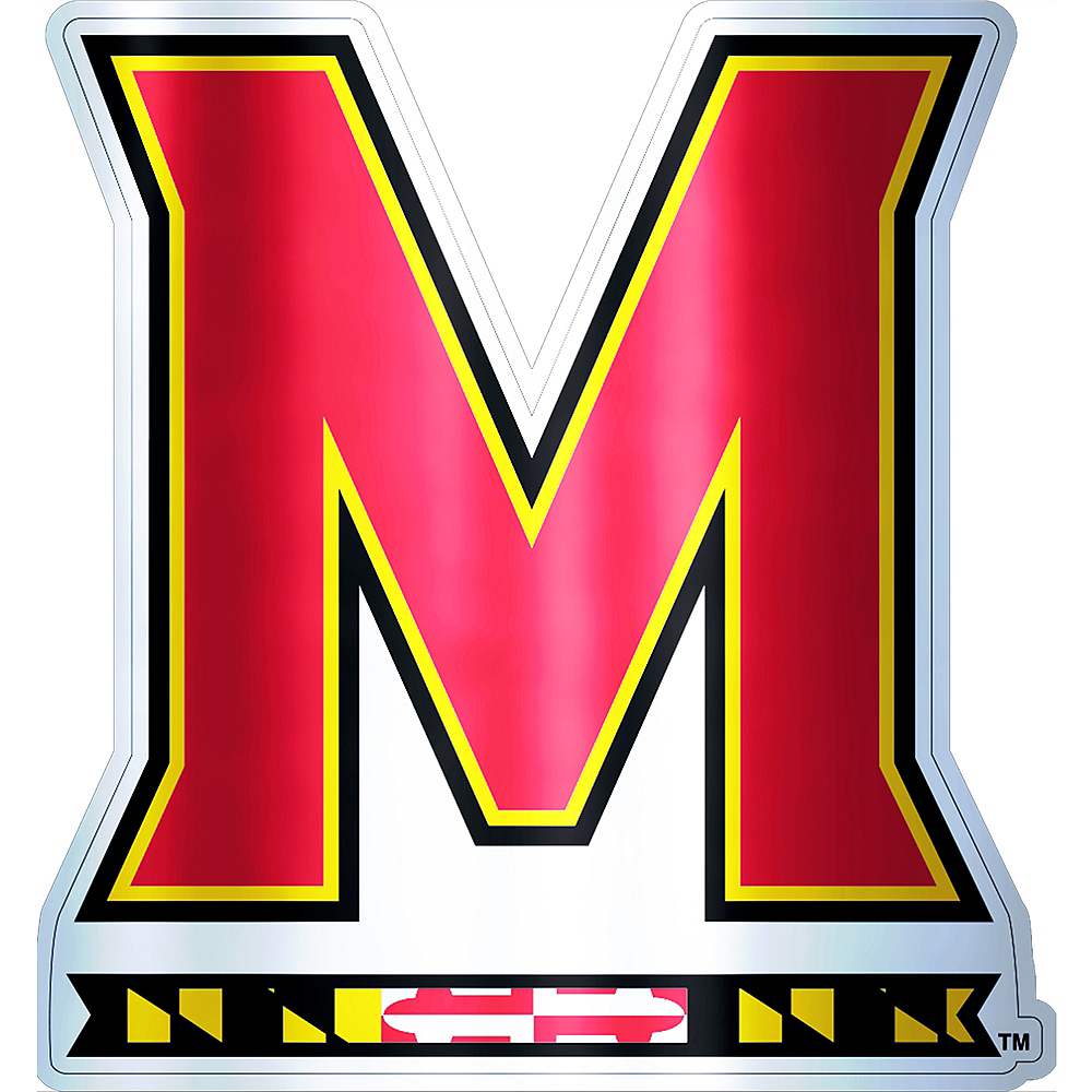 Maryland Terrapins Decal Image #1