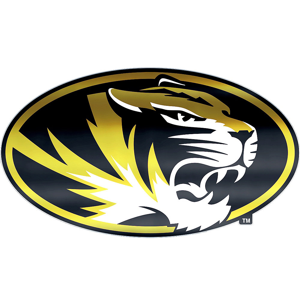 Missouri Tigers Decal Image #1