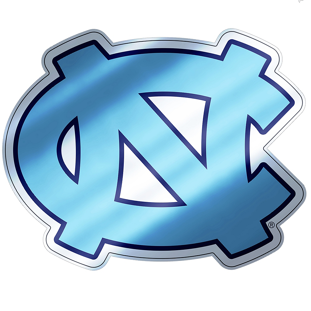 North Carolina Tar Heels Decal Image #1