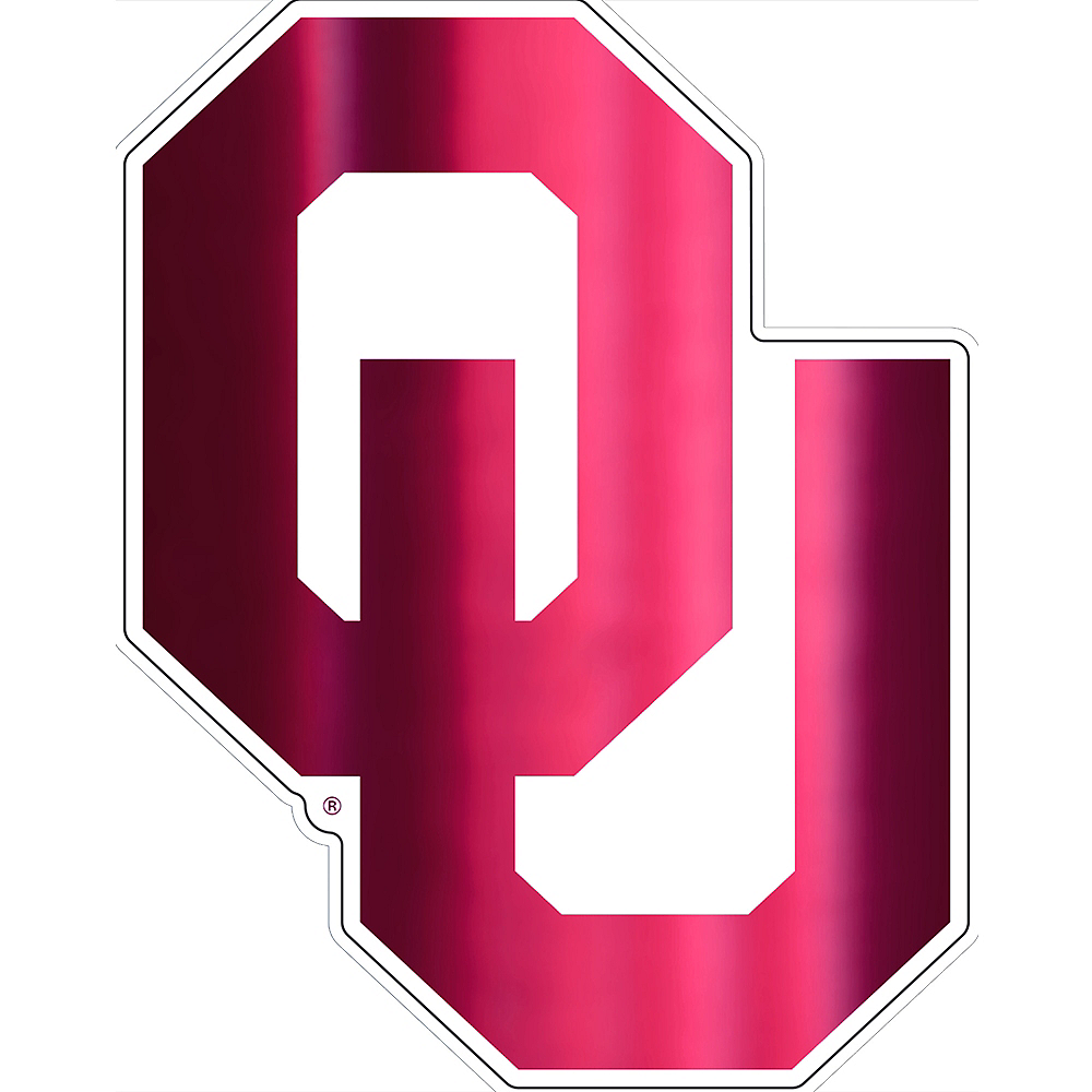 Oklahoma Sooners Decal Image #1