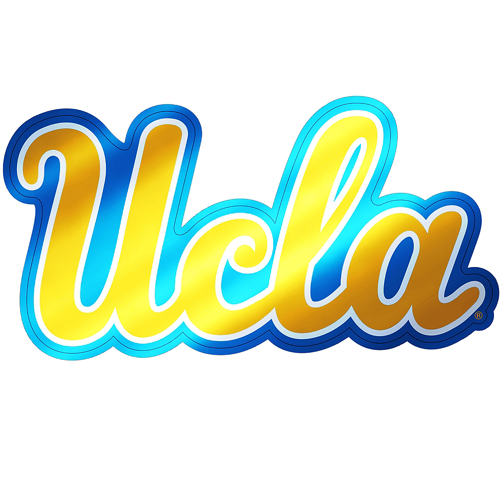UCLA Bruins Decal Image #1