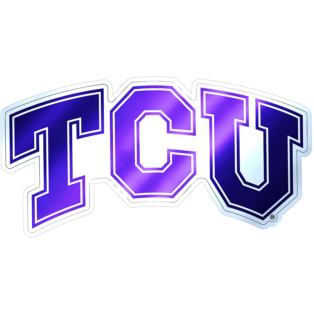 TCU Horned Frogs Decal Image #1